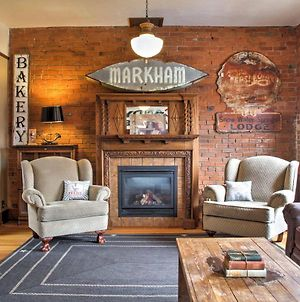 Vintage Chic Laramie Apt With Deck And Walk To Shops! photos Exterior