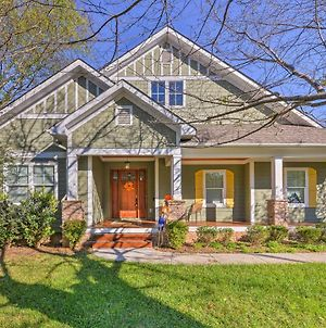 Charlotte Home With Deck In Noda District - Near Unc! photos Exterior