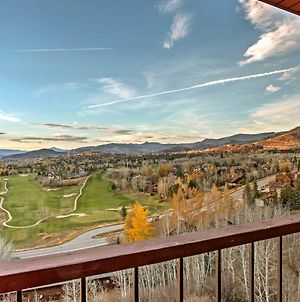Stunning Steamboat Ski Resort Escape With Mtn Views! photos Exterior