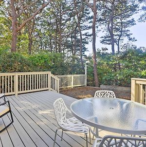 Modern Cape Cod Condo, Walk To Nantucket Sound! photos Exterior