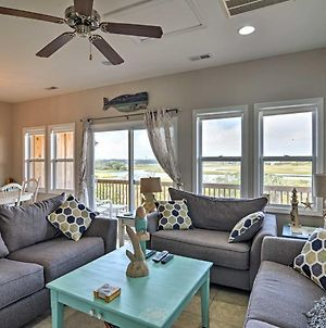 Sound Front Surf City Townhome - Walk To Beach! photos Exterior