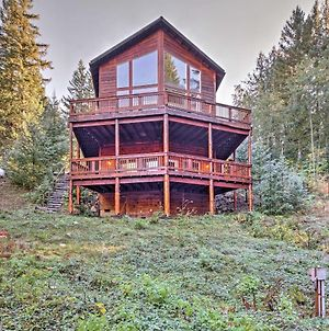 'Grizzly Tower' Packwood Cabin With Forest Views! photos Exterior