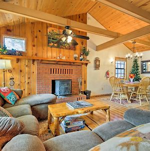 Big Bear Cabin With Private Deck And Hot Tub Near Resorts photos Exterior
