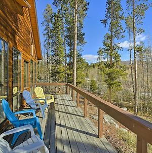 Remodeled Home On 1 Acre- 2 Miles From Grand Lake photos Exterior
