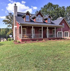 Pine Mountain Valley House With Pool On 25 Acres! photos Exterior