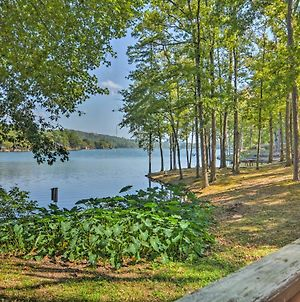 Private Lakefront Townhome In Hot Springs Village! photos Exterior
