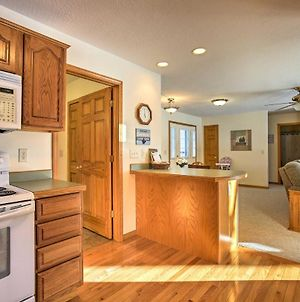 Cozy Riverfront Home With Fire Pit In Houghton Lake! photos Exterior