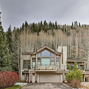 Mtn Home On Fairway With Deck - Mins To Vail Resort! photos Exterior