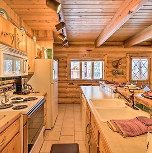 Glacier Park 2Br Log Cabin, 'Best In The West!' photos Exterior