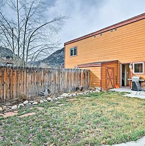 Dog-Friendly Townhome With Yard, Walk To Dtwn Frisco! photos Exterior