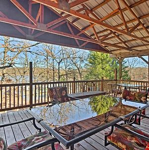 Waterfront House With Private Dock On Lake Eufaula! photos Exterior