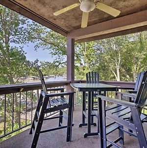 3Br Lake Of The Ozarks Cove Condo With Hot Tub! photos Exterior