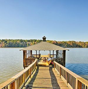 Waterfront High Rock Lake Cottage With Private Dock! photos Exterior