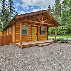 Rustic Cabin - 11 Miles To Glacier National Park! photos Exterior