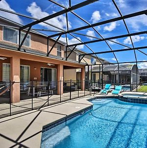 Disney Theme Parks Home With Private Pool And Game Room photos Exterior