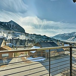 Crested Butte Townhome With Views - Steps To Lifts! photos Exterior
