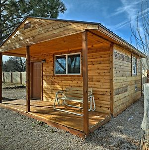Cozy Fillmore Studio Cabin Near Fishlake Forest! photos Exterior