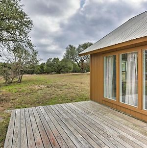 Dripping Springs Home With Deck, Near Wedding Venue photos Exterior