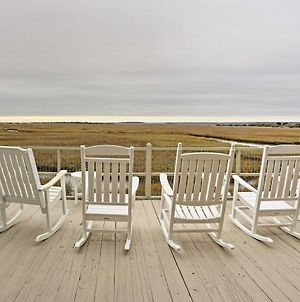 Sunset Beach Cottage With Deck And Ocean Views! photos Exterior