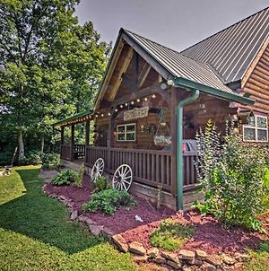 Modernized Smoky Mtns Cabin 10 Mi To Dt Franklin! photos Exterior