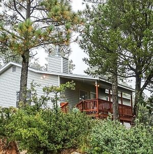 Hillside Haven With Deck Less Than 2 Miles To Dwtn Ruidoso! photos Exterior