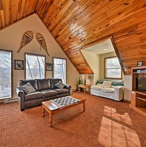 Ski-In And Ski-Out Ghent Cabin With Mountain Views! photos Exterior