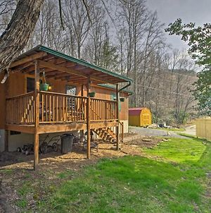 Balsam Valley Cabin With Porch By Blue Ridge Pkwy! photos Exterior