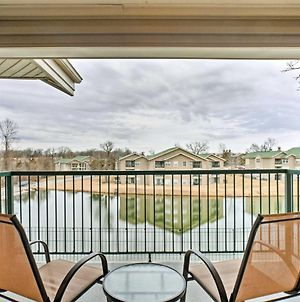 Chic Golf Course Condo With Patio Near Branson Strip! photos Exterior
