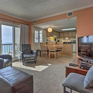 Oceanfront Pcb Condo With 2 Balconies And Pool Access! photos Exterior