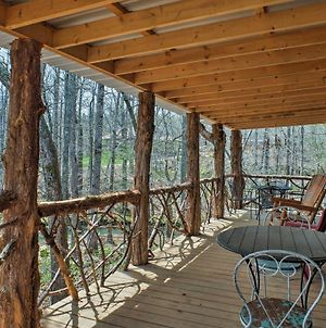 Summerville Cabin With Private Creek And Blue Hole! photos Exterior