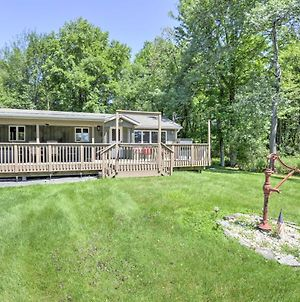Home With Fire Pit And Large Deck, 1 Min Walk To Beach photos Exterior