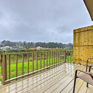 Durham Townhome With Deck - 15 Min To Downtown, Dpac! photos Exterior