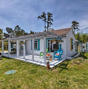 Oceanfront White Stone Cottage With Private Beach! photos Exterior