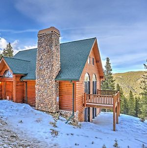 Idaho Springs Home Near Echo Mtn With Stunning Views photos Exterior