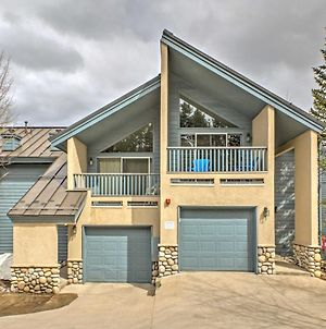 'Chimney Ridge' Townhome With Hot Tub - Walk To Lifts! photos Exterior