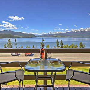 Waterfront Dillon Condo With Stunning Views! photos Exterior