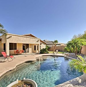 Goodyear Getaway With Private Pool & Outdoor Lounge! photos Exterior