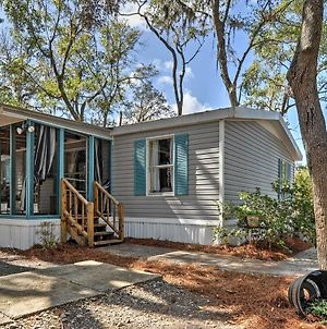 'The Lodge' At Colonel'S Island With Screened Porch! photos Exterior