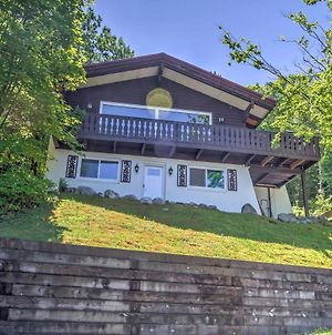 Ski-In And Ski-Out Cannon Mountain House With Deck! photos Exterior