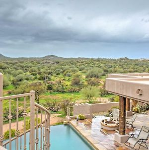Upscale Scottsdale Home With Infinity Pool And Mtn View photos Exterior