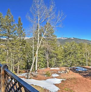 Cabin With Mtn Views - 5 Mi To Mueller State Park! photos Exterior