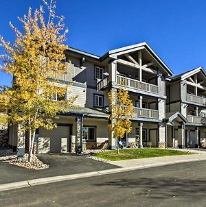 Serene Steamboat Springs Condo 1Mi To Resort Base photos Exterior