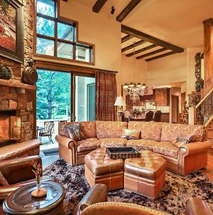 Luxe Beaver Creek Area Home With Hot Tub - Near Vail photos Exterior
