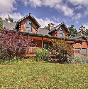 Stellar Wilmington House On 20 Wooded Adk Acres! photos Exterior