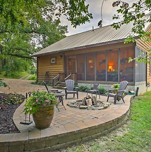 Makanda Cabin With Deck In Shawnee National Forest! photos Exterior