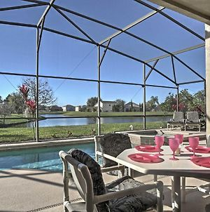Relaxing Kissimmee Escape On Lake With Private Pool! photos Exterior
