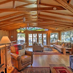 Hillside Home With Deck & Views Of Tomales Bay! photos Exterior