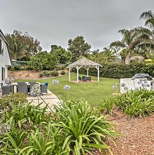 Immaculate Oceanside House With Gazebo - Near Beach! photos Exterior