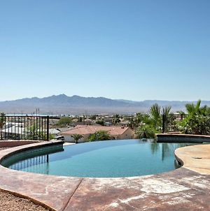 Deluxe Gated Home With Pool Overlooking Lake Havasu! photos Exterior