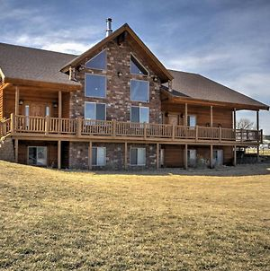 Rustic Bryce Canyon Home With Deck On Sevier River! photos Exterior